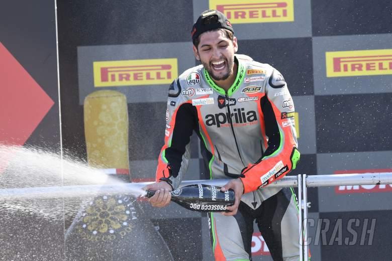 Maximilian Scheib, World Superbike,