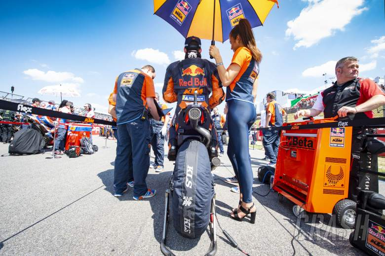 MotoGP: KTM '99%' sure no Espargaro replacement in Austria