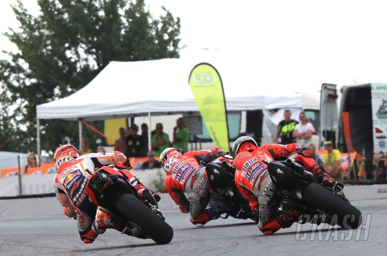 MotoGP: Marc Marquez, Jorge Lorenzo, Andrea Dovizioso,