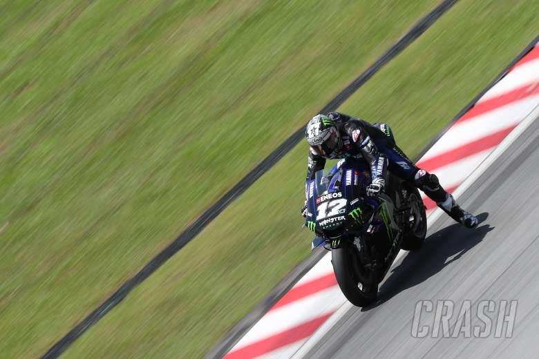 MotoGP: Vinales 'satisfied,' feeling 'very similar' to Jerez