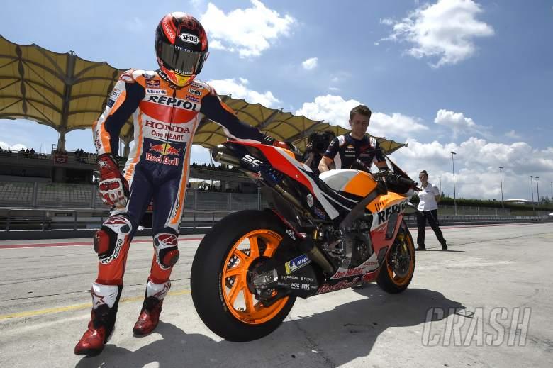 MotoGP: Fastest Marquez feels refreshed by MotoGP 'adrenaline'