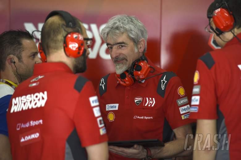 Gigi Dall'Igna, Ducati, MotoGP,