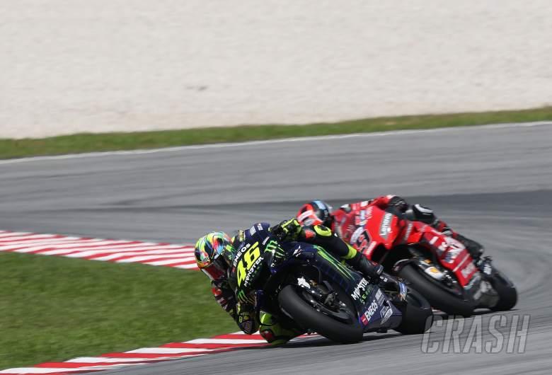 Valentino Rossi, Danilo Petrucci, MotoGP, Sepang,