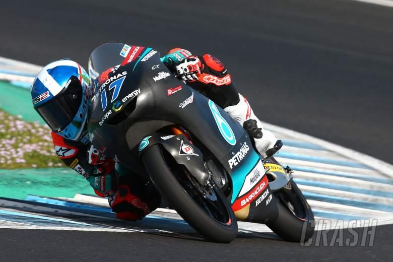 MotoGP: Moto3: McPhee: Everything is working for me