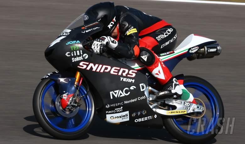 MotoGP: Qatar Moto3 test times - Friday (FINAL)