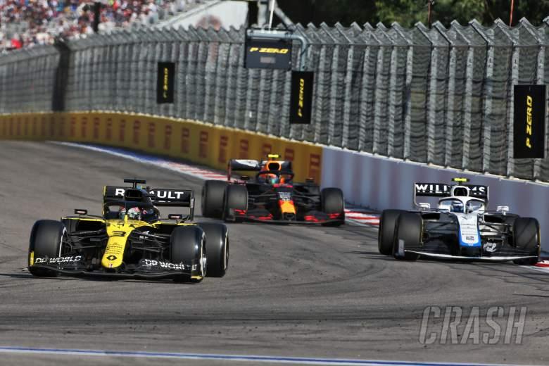 "Daniel Ricciardo says F1 Russian GP penalty ""lit a fire under my bum"""