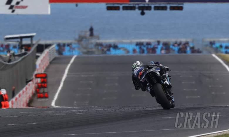 Australian MotoGP - Full Qualifying Results