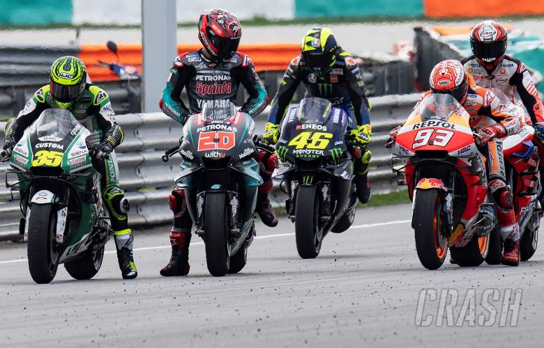 Valencia MotoGP - Friday as it happened