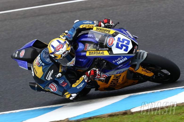 Andrea Locatelli - BARDAHL Evan Bros Yamaha