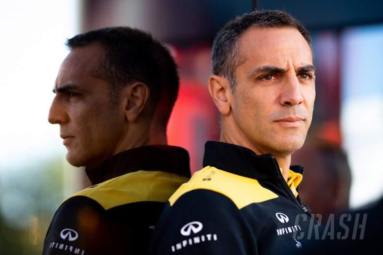 Abiteboul insists tricky 2019 won't change Renault's end goal