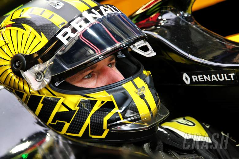 Hulkenberg at peace with F1 record as exit looms