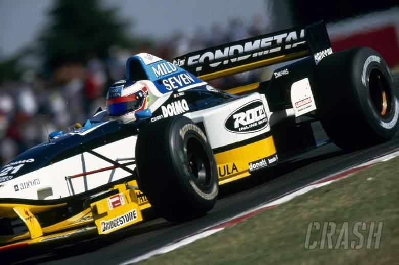 Trulli, Argentine Grand Prix,
