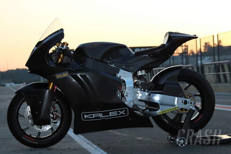 3a505f4b84d Moto2  Kalex Triumph 1.3s from lap record