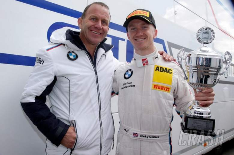 BTCC: Ricky Collard to step in for father Rob at WSR