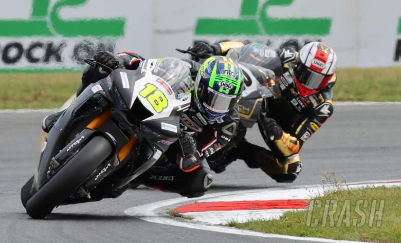 Andrew Irwin - Honda Racing BSB