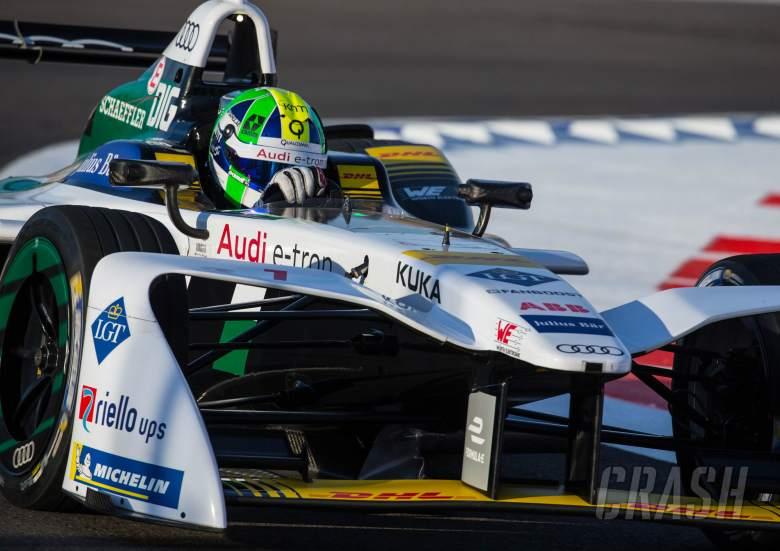Formula-E: Di Grassi: Tough for Audi to fight back into FE title contention