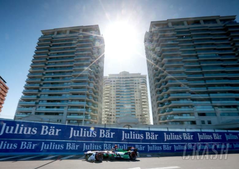Formula-E: Formula E Punta del Este E-Prix - Race Results