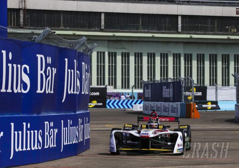 Abt dominates for Berlin Formula E victory, Audi 1-2