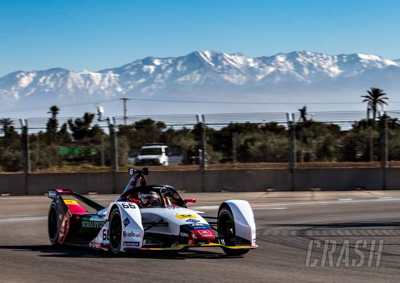 Formula E: Marrakesh E-Prix - Qualifying Results