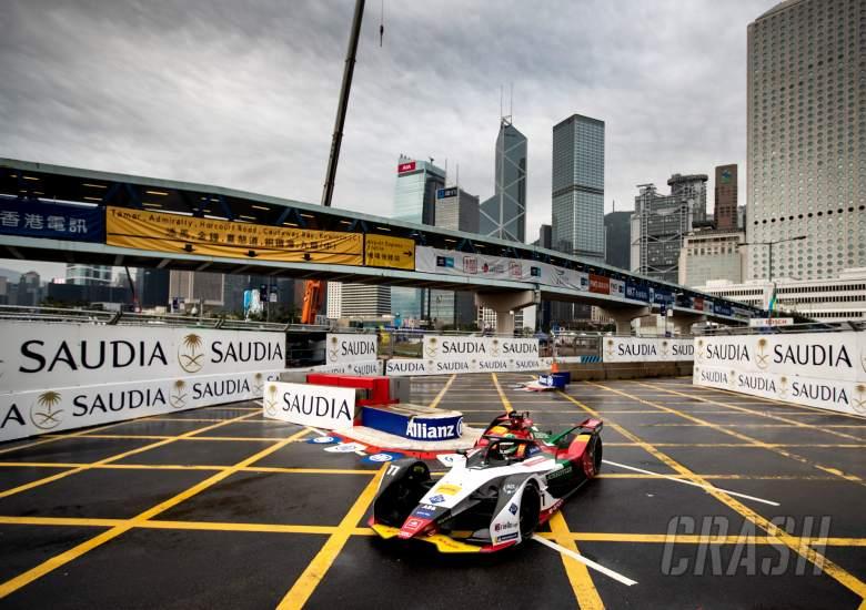 Formula E Hong Kong E-Prix - Race Results | Formula E | Crash | 2019