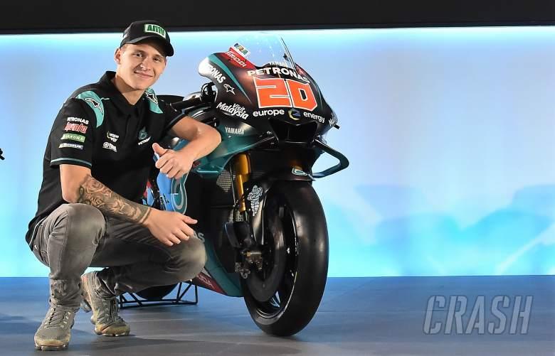 MotoGP: EXCLUSIVE: Fabio Quartararo - Interview