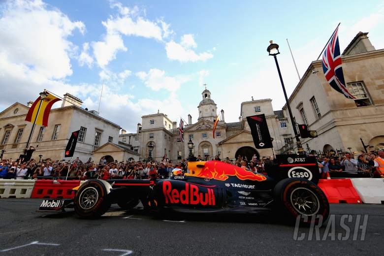 F1 confirms fan festival locations for 2019