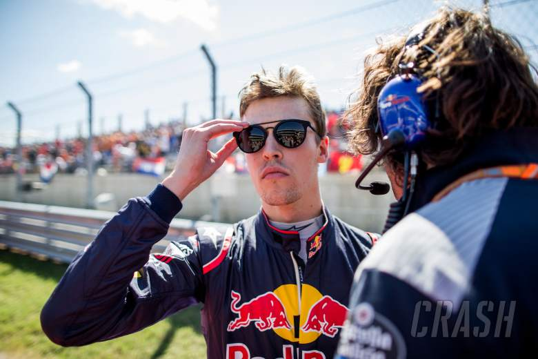 F1: Kvyat seals shock F1 return with Toro Rosso for 2019