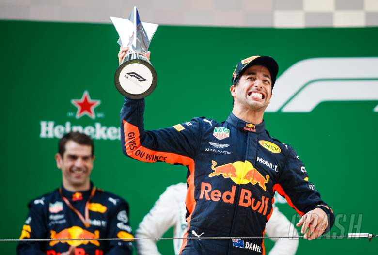 F1: Ricciardo: Victory 'real reward' for Red Bull mechanics