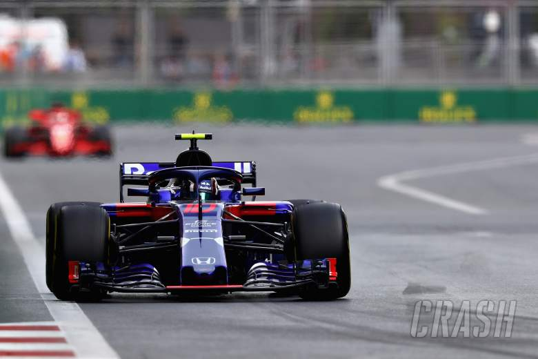 F1: Gasly: Magnussen 'the most dangerous guy I've raced'