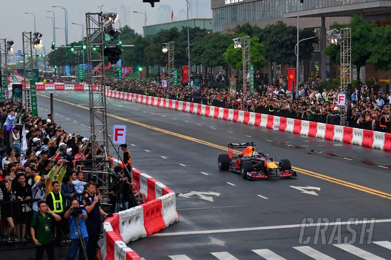 F1: Vietnam edging closer to first F1 race in 2020