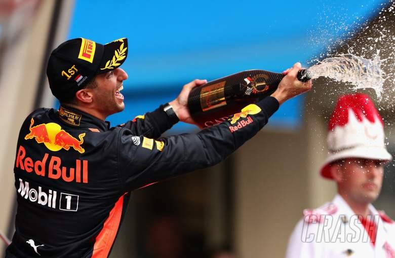 F1 Race Analysis: Ricciardo's herculean road to redemption