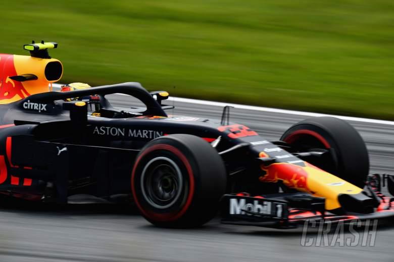 F1: F1 Austrian GP - Free Practice 1 Results