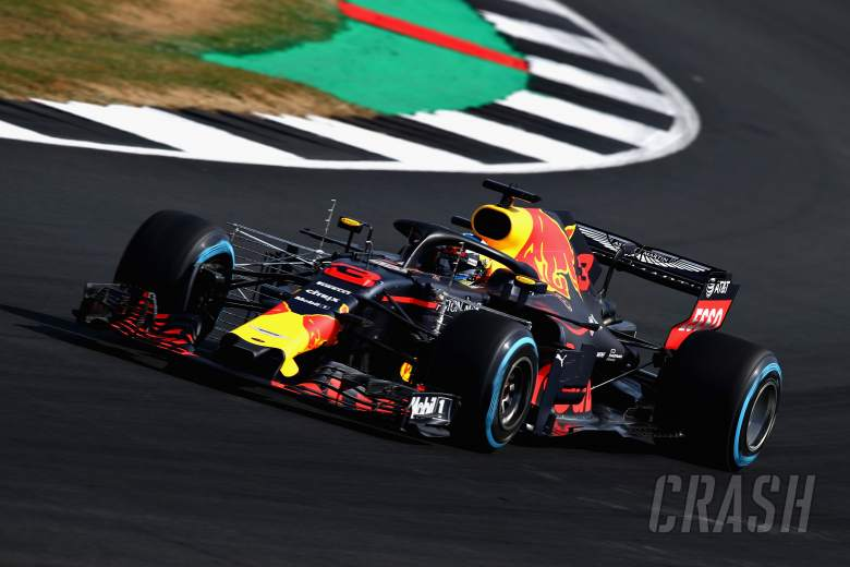 F1: F1 British GP - Free Practice 1 Results