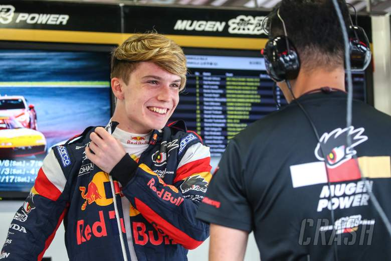 F1: Red Bull 'frustrated' F3 ace Ticktum not allowed to do F1 test