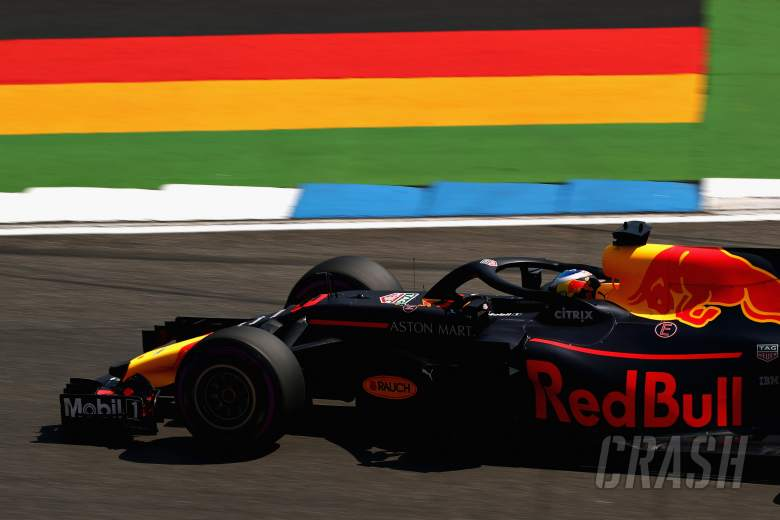 F1: F1 German GP - Free Practice 1 Results