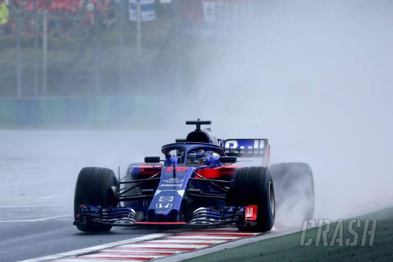 F1: Hartley 'put my balls on the line' for first Q3 appearance