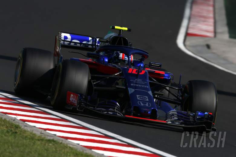 F1: Gasly 'shocked' by 'dream' drive to P6 in Hungary