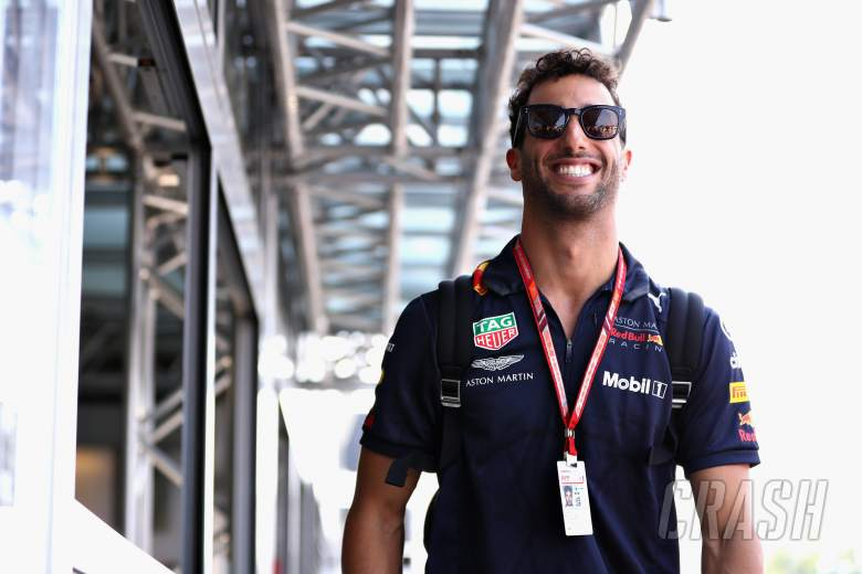 F1: Ricciardo appreciates Red Bull 'maturity' over Renault switch