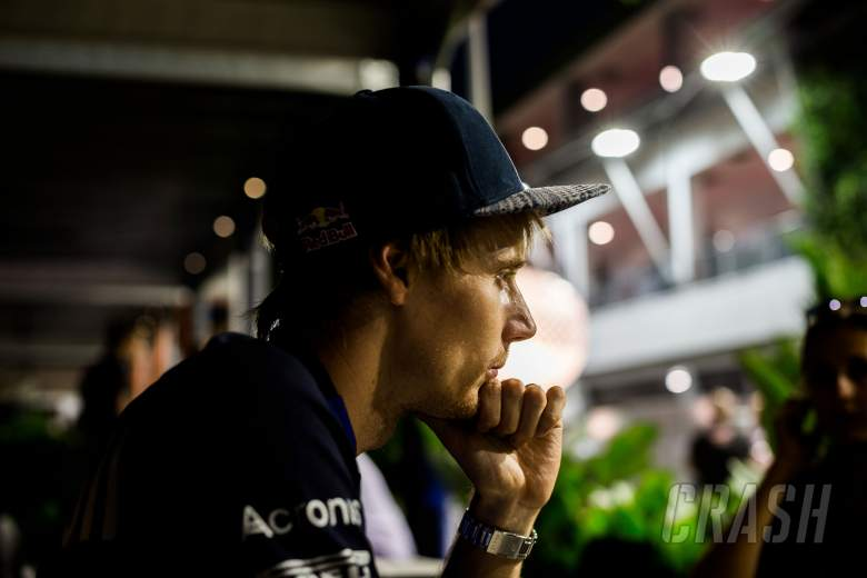 F1: Brendon Hartley interview: 'I'm fighting on to stay here'