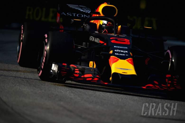 F1: Ricciardo leads Verstappen as Red Bull impress in FP1