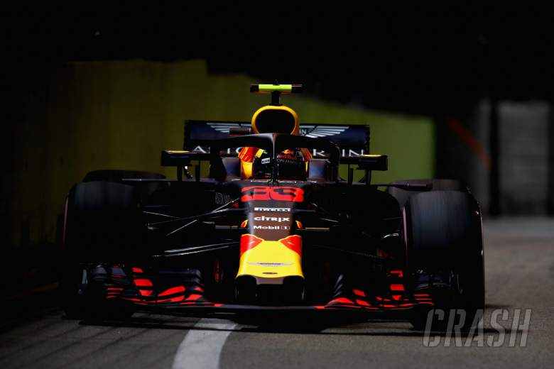 F1: Verstappen: Red Bull 'too far away' to fight for pole