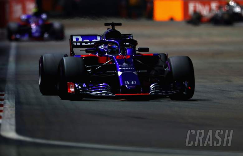 F1: Toro Rosso 'craving' new updates in midfield battle