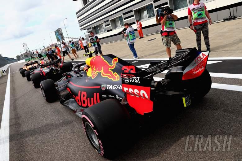 F1: F1 seeking grid penalty solution to avoid Sochi Q2 repeat