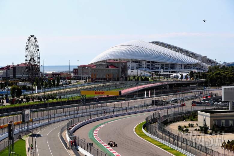 F1: F1 Russian GP - Qualifying Results