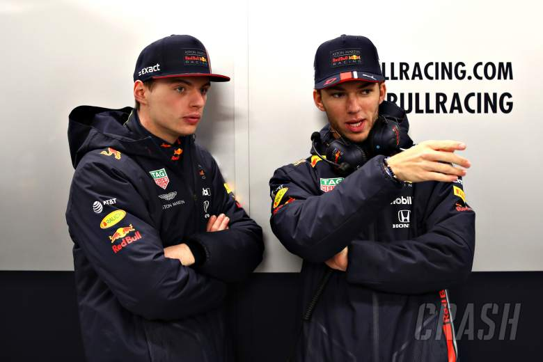 F1: Beating Verstappen not the right target - Gasly