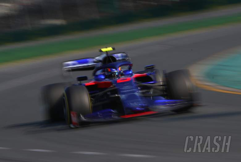 """F1: Albon impressed he could drive at """"95%"""" on F1 debut"""