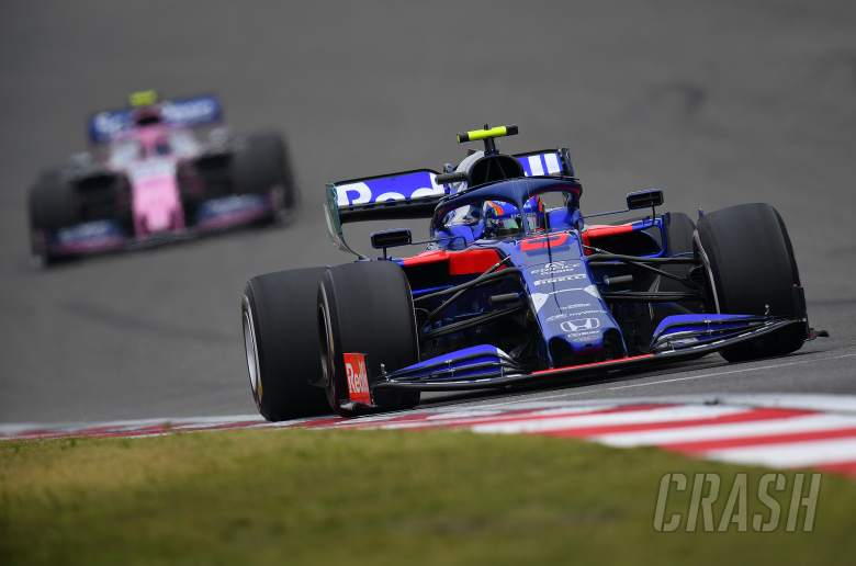 F1: Albon happy with recovery after being the 'worst driver' on Saturday