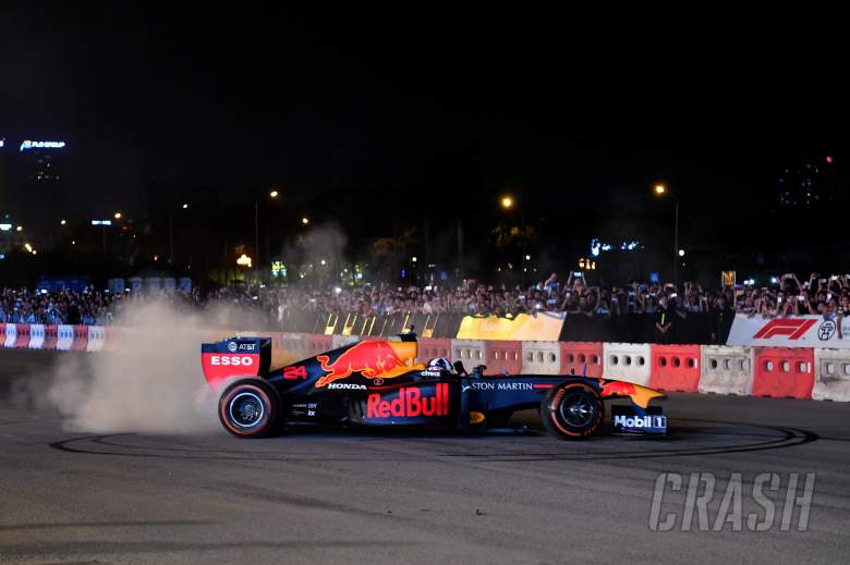 David Coulthard, Red Bull, Vietnam GP, F1,