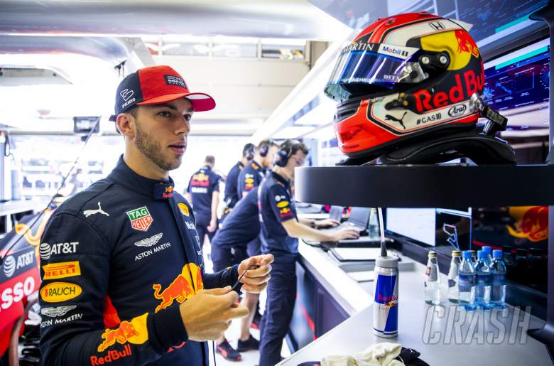 Horner: Gasly needs 'reset' but Red Bull will stick by him