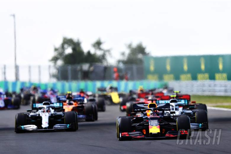 Hungarian GP planning to run F1 race behind closed doors